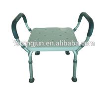 Aluminum bath chair shower chair bath bench bathroom RJ-X702