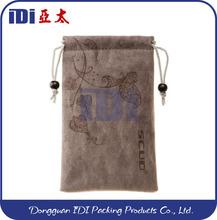 velvet bag for Mobile Power