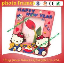 cartoon design frame toy photo rack love