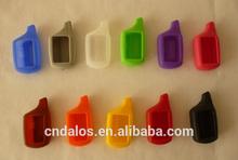 Promotion colorful Silicone car Key Case