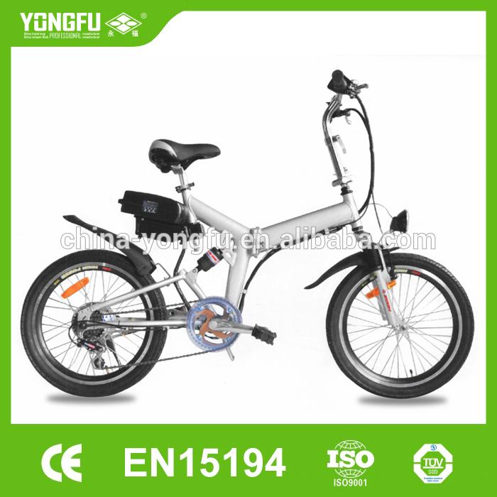 """çince 26"""" alüminyum elektrikli katlanır dağ bisikleti satılık"""