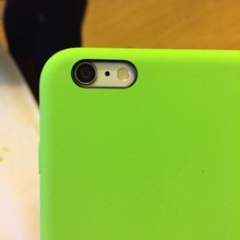 """Silicon slim case for iphone 6 4.7"""" and 5.5"""""""