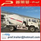 hot sale Foton 4cbm concrete mixer truck for sale(Other volumes are optional)