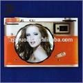 etiket eski kamera turuncu cam plaka yapımı fotoğraf çerçeveleri tasarımları