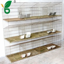 Industrial rabbit farming cage with factory price
