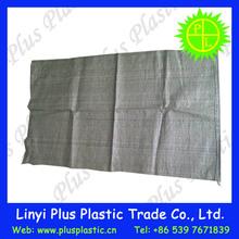 plastic pp gravel woven bags
