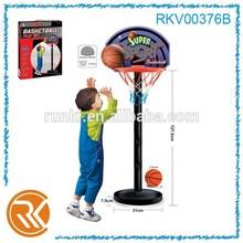 Hot selling sport toy basketball hoop, kids basketball backboard