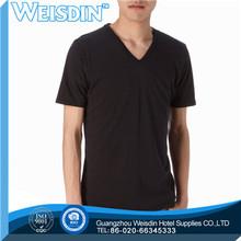 80 grams new style viscose/cotton mens polka dot shirt