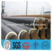 API large diameter thermal insulation spiral steel pipe