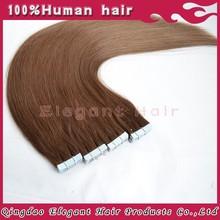 Popular no shedding straight brown europe aliexpress 100% brazilian hair multicolor braid hair