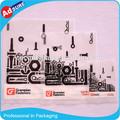 Embalagens personalizadas saco/messenger bag/cola para o plástico de polietileno