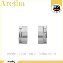 316L stainless steel earrings stud,2012 hottest earrings