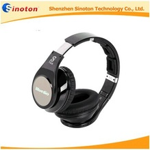 For Bluedio R + 8 channel NFC Bluetooth headset 4.0 Headband HiFi music can be inserted TF