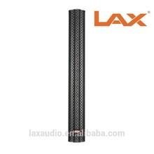 "8*2"" neodymium cabinet column line array speaker box sound system/high quality neodymium case"