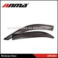 Alta- qualidade especial auto defletores de vento/vento carro viseiras fornecedor