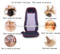 Masaje propiedades y del cuello de la terapia y de nuevo el sillón de masaje - RD02