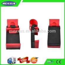 Wholesale Cheap Portable Car Steering Wheel mobile phone Holder/Mount/ Clip/Buckle Socket Hands Free on Car Steering Wheel
