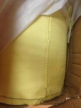 167g/sqm unidirectional weave cut resistant kevlar fiber fabric