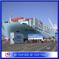 qingdao to LOS ANGELES sea shipping lostistics service