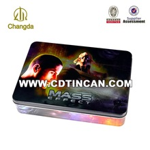 Beautiful Wholesaling Private Custom Made Gift Metal Boxes With Item CD-196