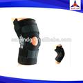 buracos abertos neoprene esporte rom articulada joelho cinta ajustável e suporte