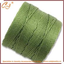 вязание крючком кос superlon плетеные шнуры оёерелье оптовая