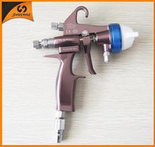 97 Nano Chrome PE Silver Single Head compressor and spray gun