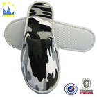 hot sale top high quality military style indoor slipper home slippers