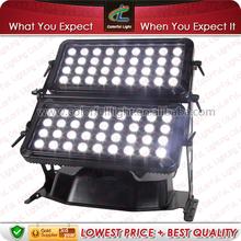led wall wash,72*8w led wall washer light, ip65 led wall washer