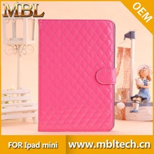 fancy color for the wallet waterproof dustproof case for apple ipad mini
