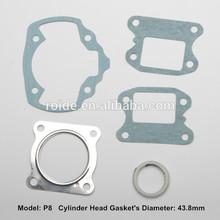P8 for motorcycle cylinder gasket kit