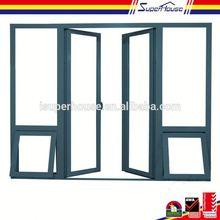 Powder coating PVDF coating electrophoresis surface finishing good raw material aluminum profile windows and door