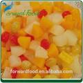 الفاكهة المعلبة فاكهة كوب الفواكه الصينية يحتوي على فيتامين d