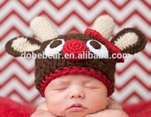 lovely baby crochet hat winter flower baby hats funny newborn baby beanie hat