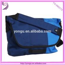 side bags for college navy Vintage messenger bag boy