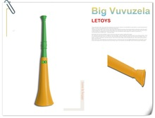 Retractable Vuvuzela cheerleading Fans horn