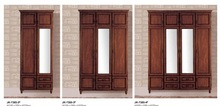 stable functional wardrobe partition wall