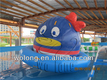 inflatable water sports / inflatable seasaw / inflatable float water toys