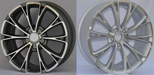 "High quality replica aluminum car rim from 13"" to 26"" all cars"