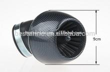 low price mushroom head motorcycle air filter