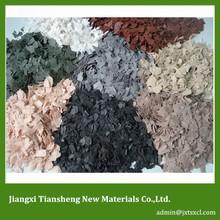 High-molecular polymer industrial stone flake