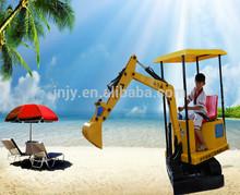 Toy vehicle Type electric excavator indoor games, child excavator