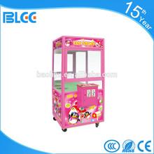 Foshan Game Machine Exporter Hot Sale Toy Crane Machine Mini Crane Machine Games
