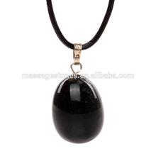 gemstone sphere,egg shaped stone ball,wholesale black obsidian eggs sphere