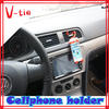 Top popular anti-skid decorative cell phone holder funny cell phone holder for desk