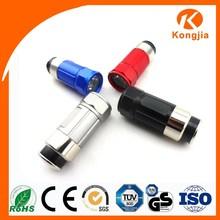 Portable Led Lights Rechargeable Car Cigarette Lighter Mini Torch Led