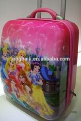 Lovely Cartoon Design kids luggage