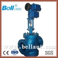 advanced technology actuator valve applied into power plant/boiler industry