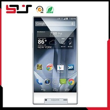 Cellphone tempered glassfor aquos crystal sh306 screen protector