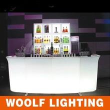 Iluminación led de barras portátil, móvil led bar